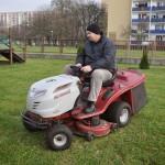 Koszenie trawy - Wspólny sukces - 2
